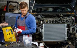 Чистка и обслуживание охлаждающей системы автомобиля