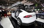 Обновление модельного ряда электромобилей tesla