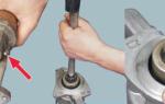 Замена бендикса на стартере ваз или ремонт своими руками