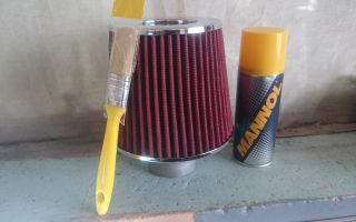 Чистка, промывка и обслуживание фильтра нулевого сопротивления