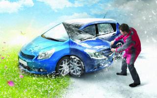 Основные этапы подготовки автомобиля к весенне-летнему сезону