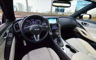 Тест-драйв q60 с новейшей системой управления infiniti dynamic active steering