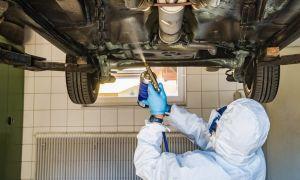 Антикоррозийная обработка кузова автомобиля — стоит ли производить ее собственными силами