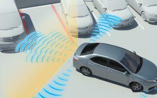 Как работает интеллектуальная система парковки автомобиля