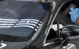 Покрытие антидождь для стекла, фар и кузова автомобиля