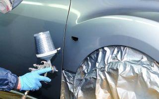 Технология и основные этапы подготовки автомобиля к покраске