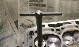 Как правильно производится замена, прирезка и обработка седел клапанов