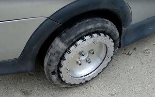 Колеса для вращения автомобиля на месте на 360 градусов